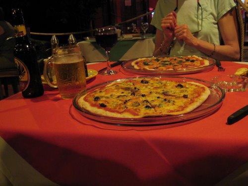 Corleone's Restaurant Cahuita