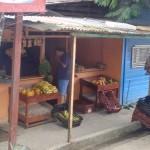 Fruit stand Puerto Jimenez